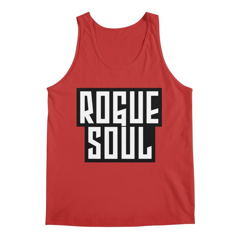 Rogue Soul Original Logo Men's Tank by kense's Shop