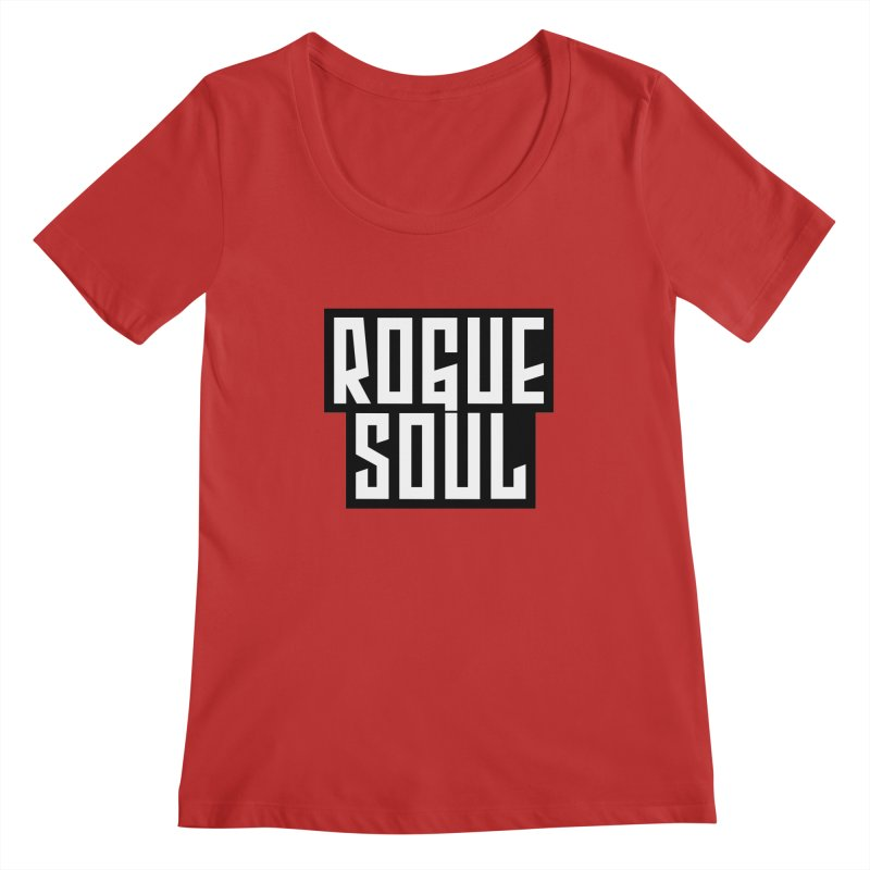 Rogue Soul Original Logo Women's Regular Scoop Neck by kense's Shop