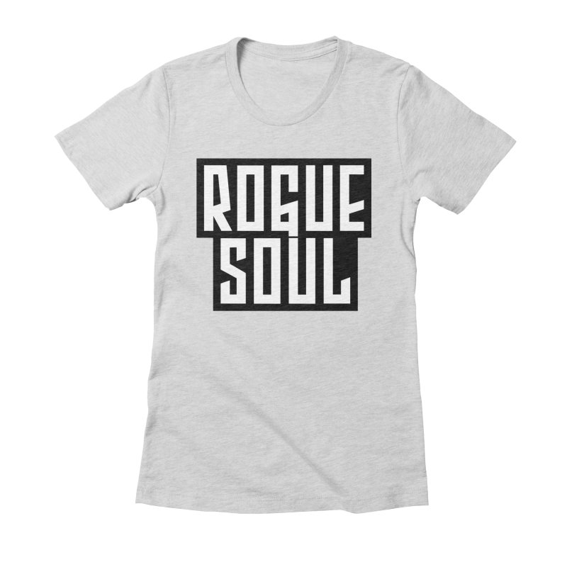 Rogue Soul Original Logo Women's T-Shirt by kense's Shop