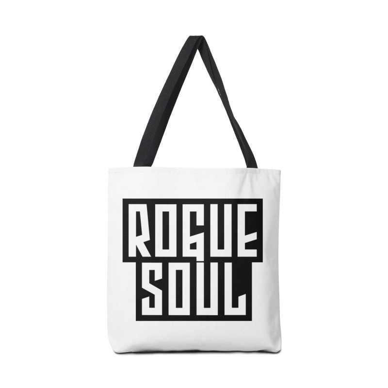 Rogue Soul Original Logo Accessories Bag by kense's Shop