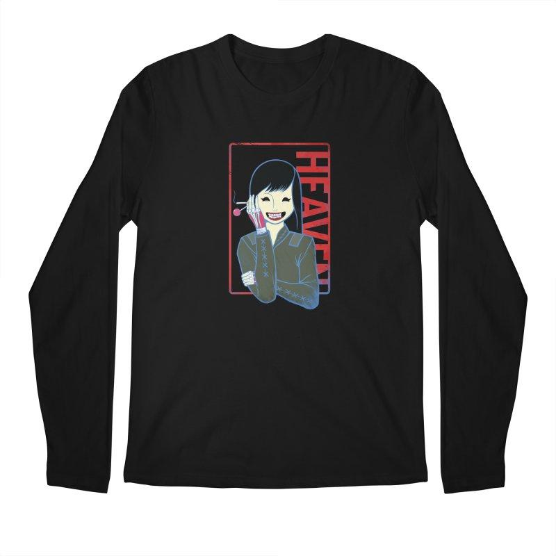 Stamp of Heaven Men's Longsleeve T-Shirt by kentackett's Artist Shop