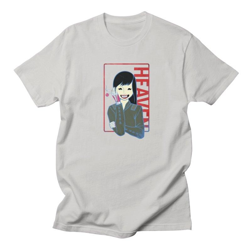 Stamp of Heaven Men's T-shirt by kentackett's Artist Shop