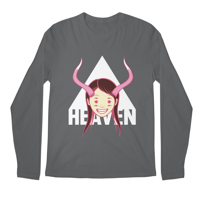 Heaven Men's Longsleeve T-Shirt by kentackett's Artist Shop