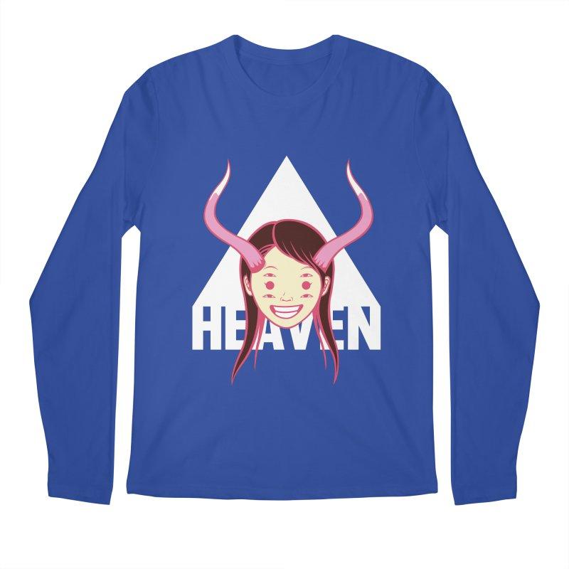 Heaven Men's Longsleeve T-Shirt by kentackett's Artist Shop