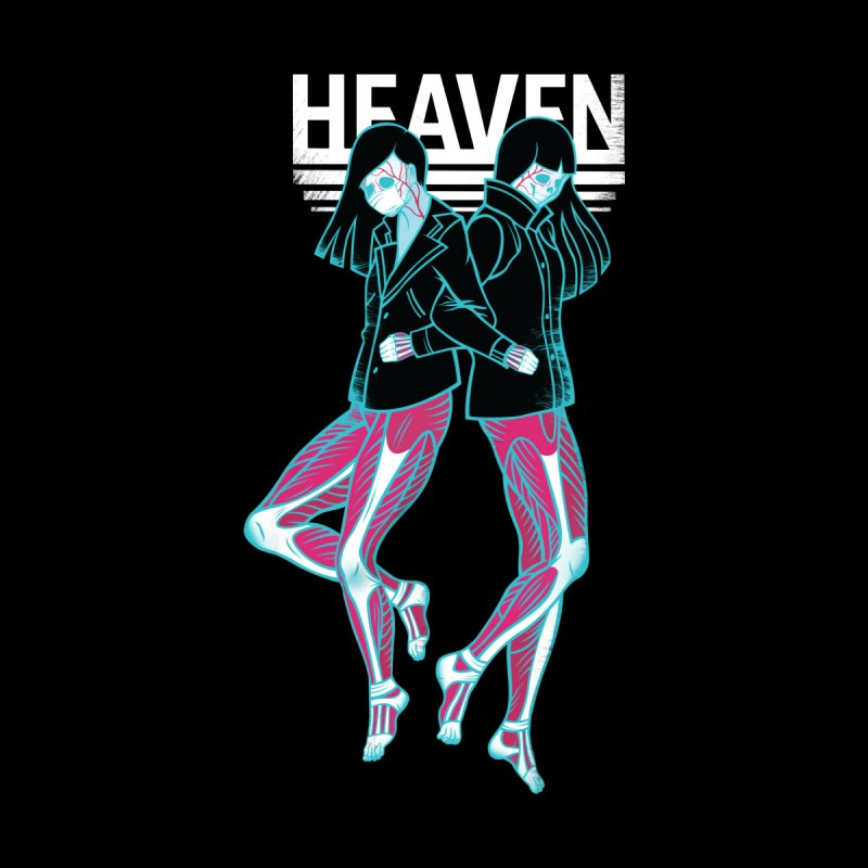 Closer to Heaven-Sisters None  by kentackett's Artist Shop