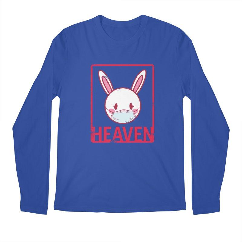 Closer to Heaven-Safety Men's Longsleeve T-Shirt by kentackett's Artist Shop