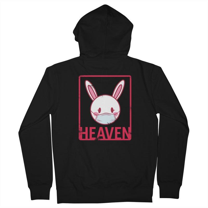 Closer to Heaven-Safety Men's Zip-Up Hoody by kentackett's Artist Shop