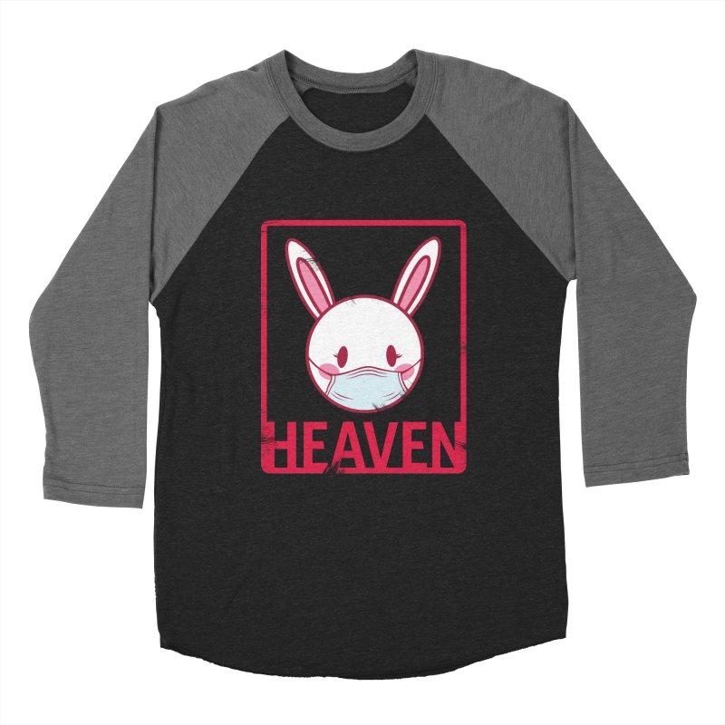 Closer to Heaven-Safety Men's Baseball Triblend T-Shirt by kentackett's Artist Shop