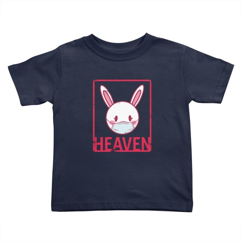 Closer to Heaven-Safety Kids Toddler T-Shirt by kentackett's Artist Shop