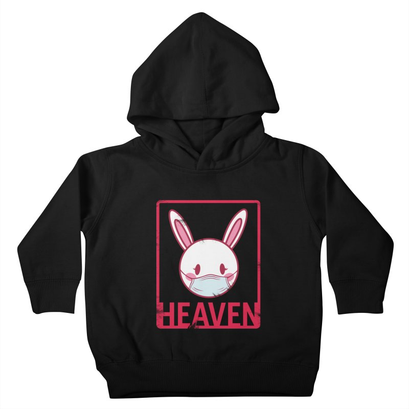 Closer to Heaven-Safety Kids Toddler Pullover Hoody by kentackett's Artist Shop