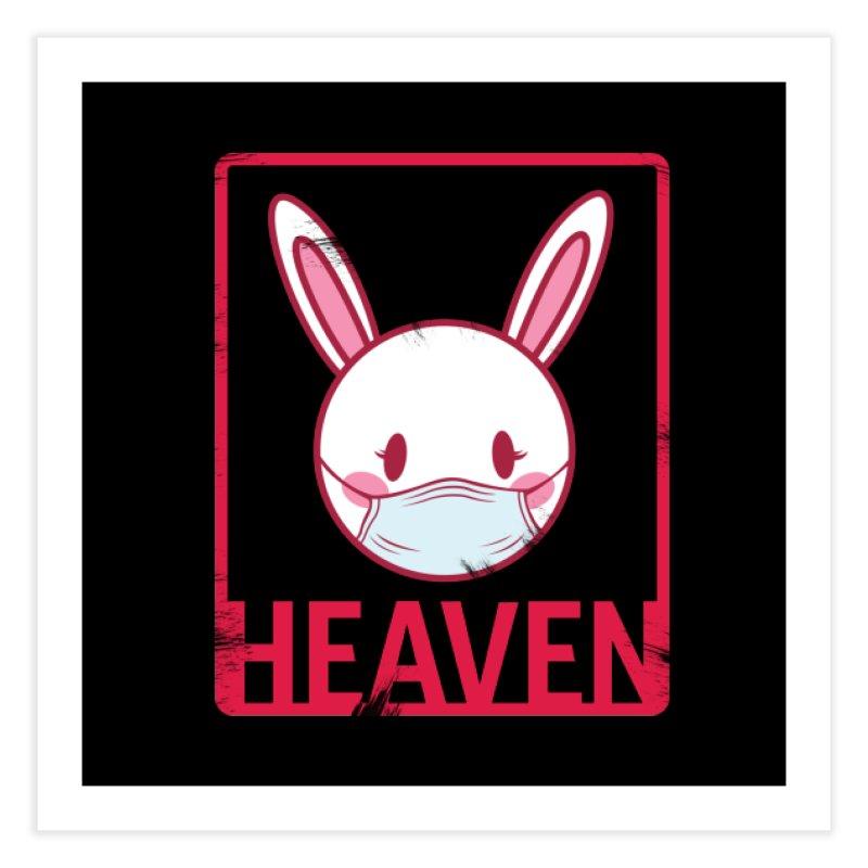 Closer to Heaven-Safety Home Fine Art Print by kentackett's Artist Shop