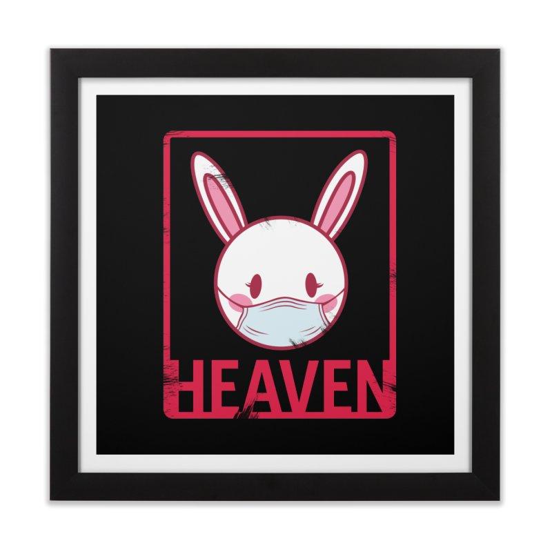Closer to Heaven-Safety Home Framed Fine Art Print by kentackett's Artist Shop