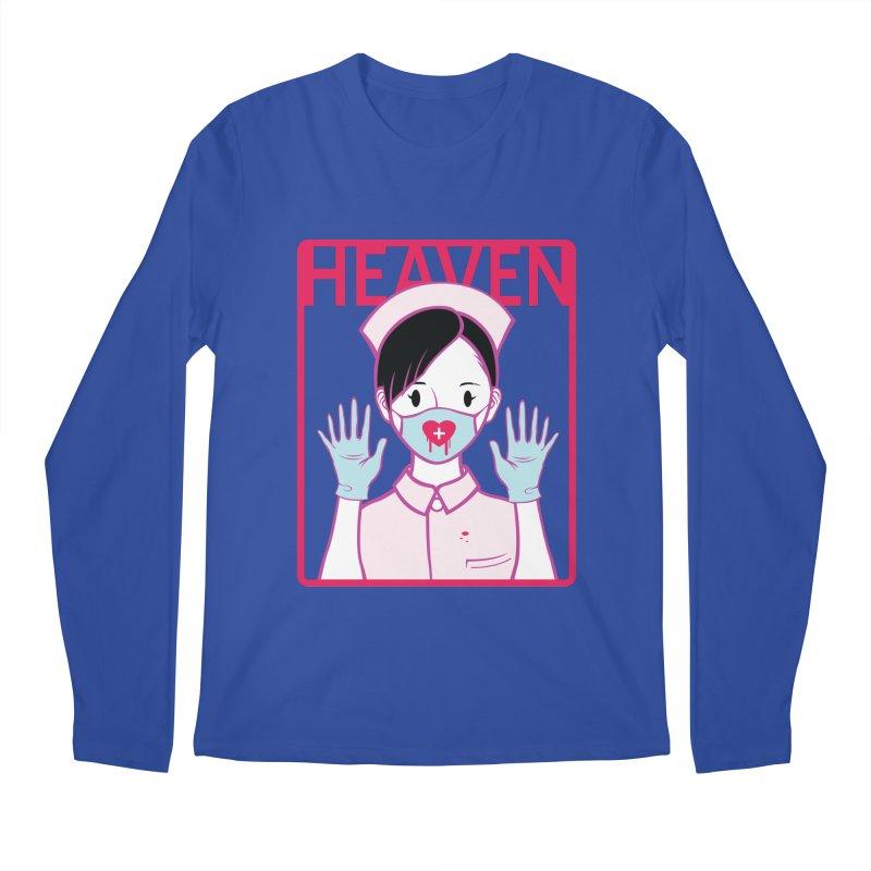 Closer to Heaven-Aide Men's Longsleeve T-Shirt by kentackett's Artist Shop
