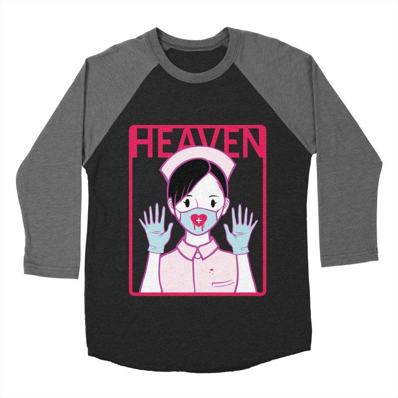 Closer to Heaven-Aide Women's Baseball Triblend T-Shirt by kentackett's Artist Shop