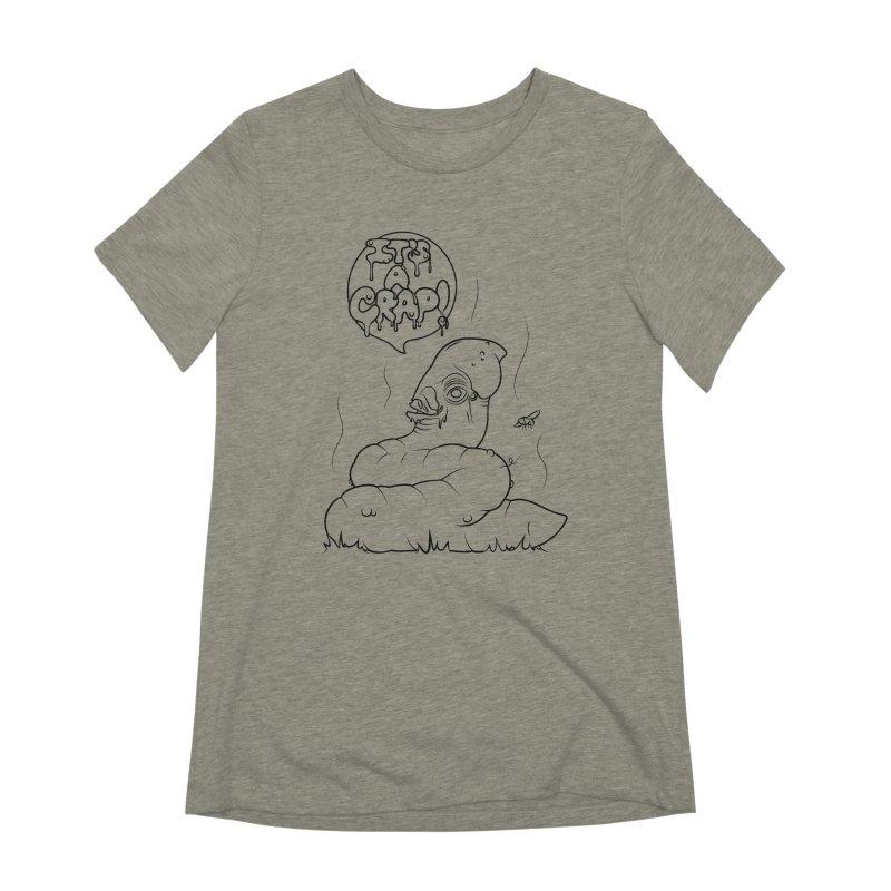 It's A Crap! Women's Extra Soft T-Shirt by KENYONB Threadless Shop