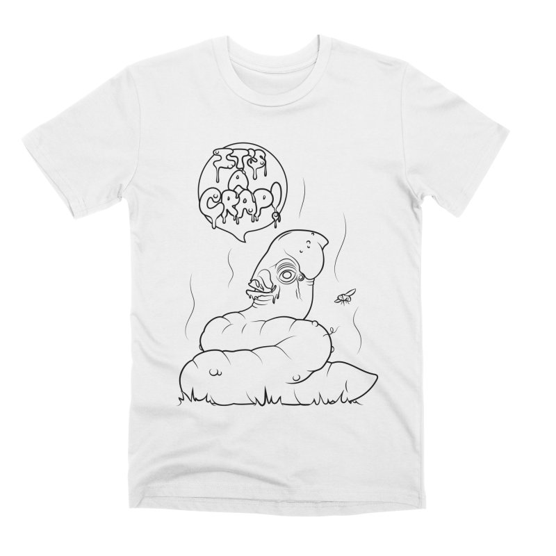 It's A Crap! Men's Premium T-Shirt by KENYONB Threadless Shop