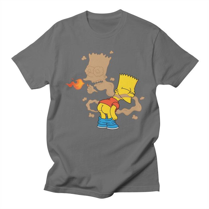 Fart Simpson Men's T-Shirt by KENYONB Threadless Shop