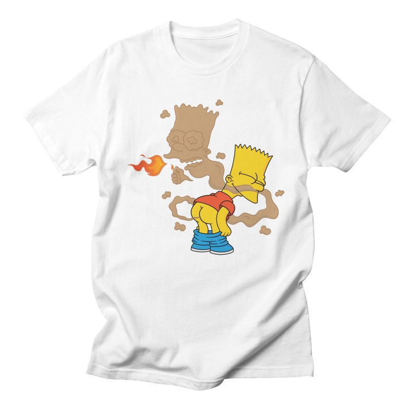 Fart Simpson Men's Regular T-Shirt by KENYONB Threadless Shop
