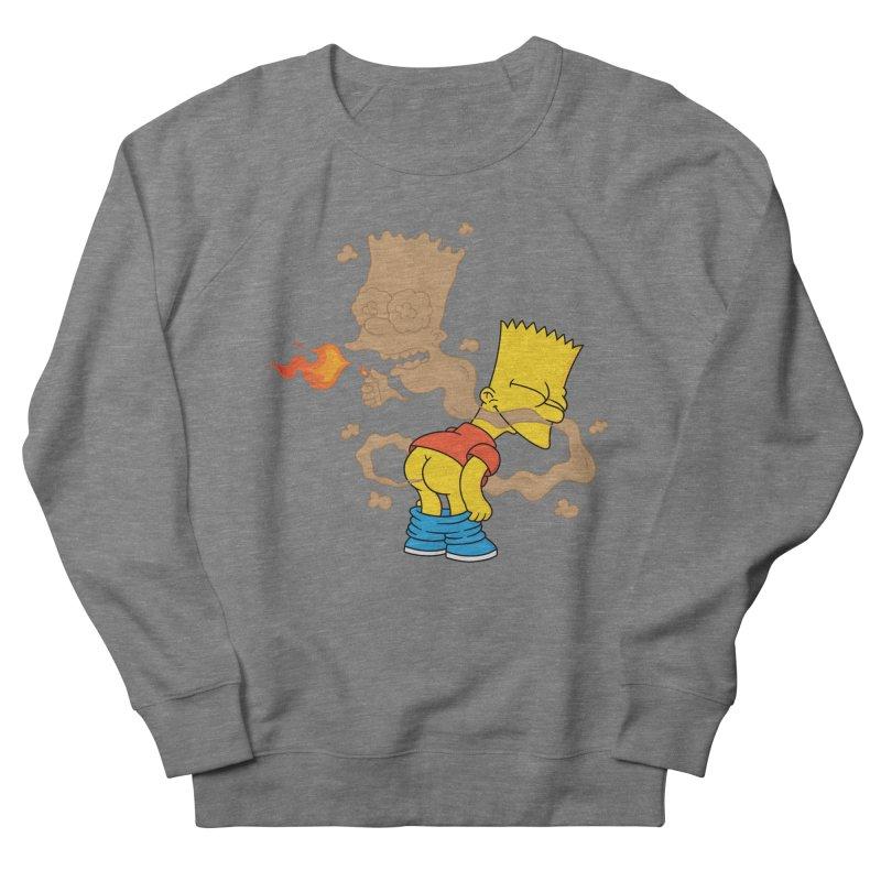 Fart Simpson Women's French Terry Sweatshirt by KENYONB Threadless Shop