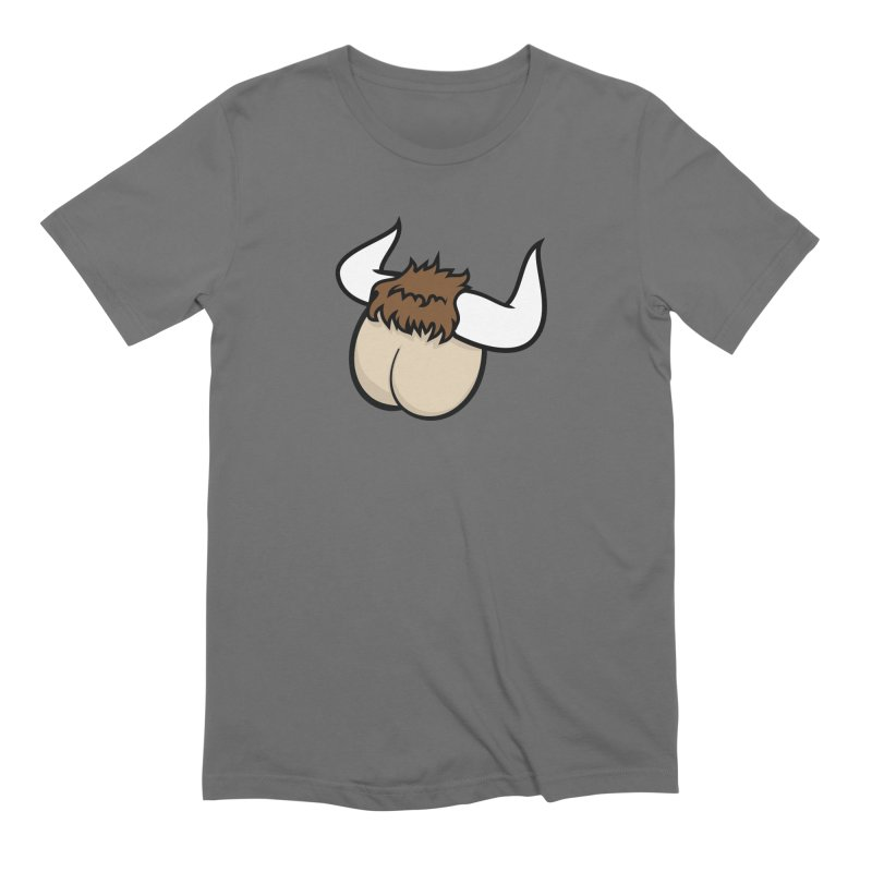 Butt Ox Men's T-Shirt by KENYONB Threadless Shop