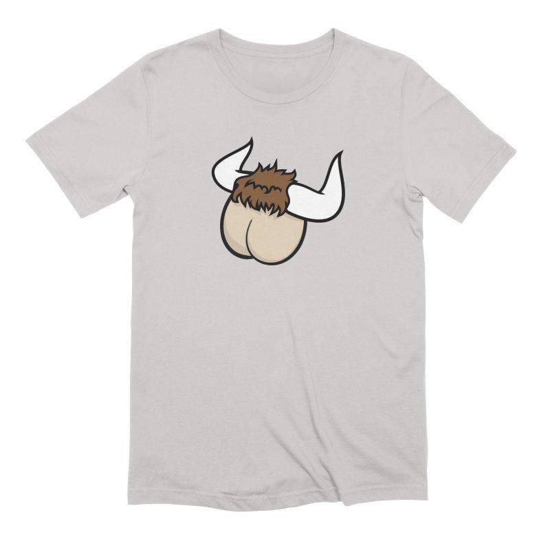 Butt Ox Men's T-Shirt by KENYONB Threadless Shop