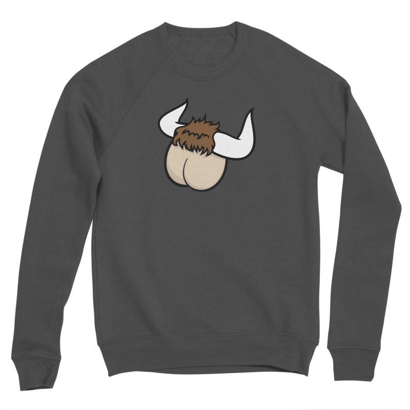 Butt Ox Men's Sponge Fleece Sweatshirt by KENYONB Threadless Shop