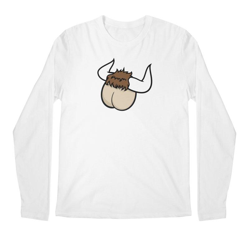 Butt Ox Men's Regular Longsleeve T-Shirt by KENYONB Threadless Shop