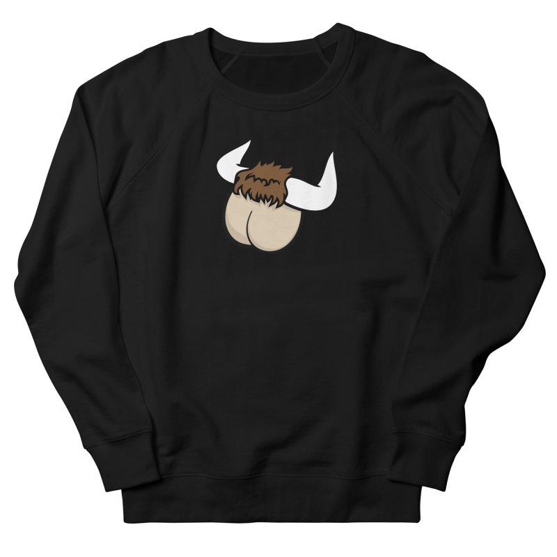 Butt Ox Women's French Terry Sweatshirt by KENYONB Threadless Shop