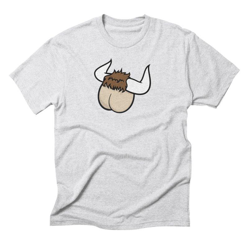 Butt Ox Men's Triblend T-Shirt by KENYONB Threadless Shop