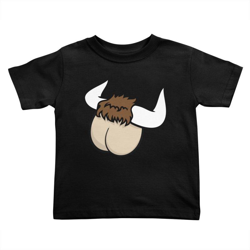 Butt Ox Kids Toddler T-Shirt by KENYONB Threadless Shop