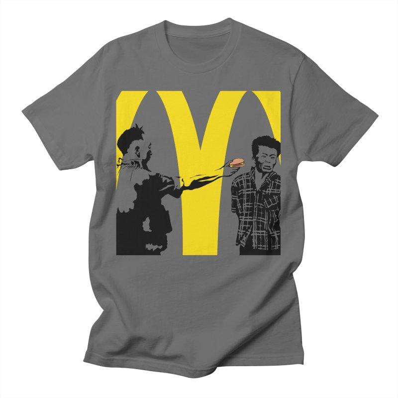 VOMIT Execution Men's T-Shirt by KENYONB Threadless Shop