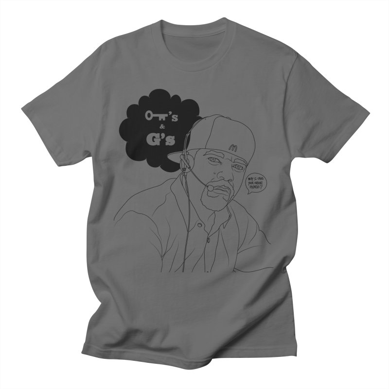 Kees & Gees Men's T-Shirt by KENYONB Threadless Shop