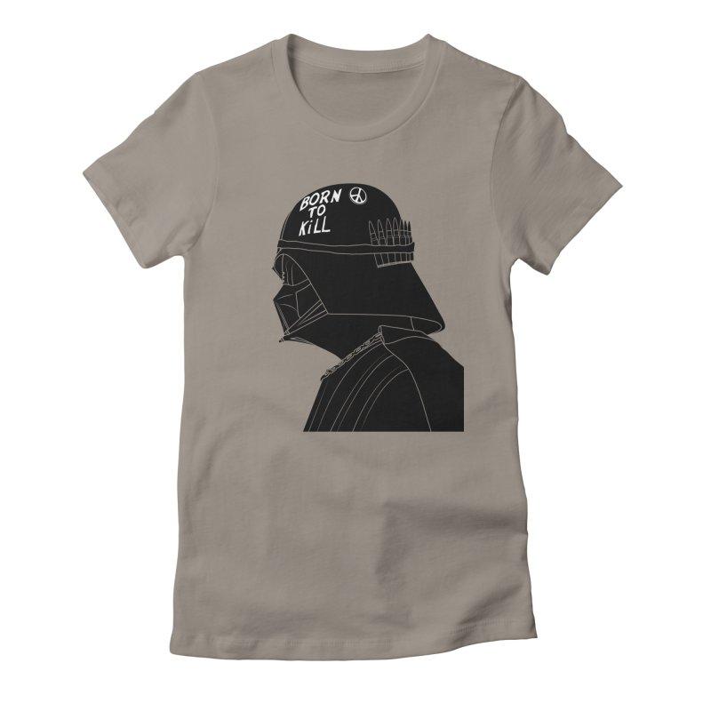 Dark Side Women's T-Shirt by KENYONB Threadless Shop
