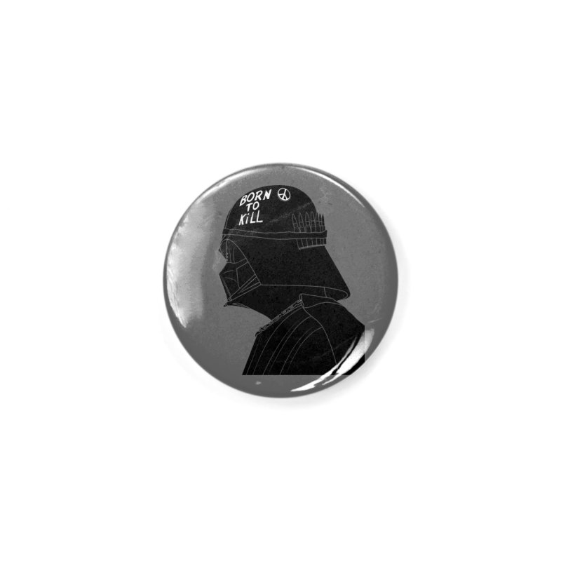 Dark Side Accessories Button by KENYONB Threadless Shop