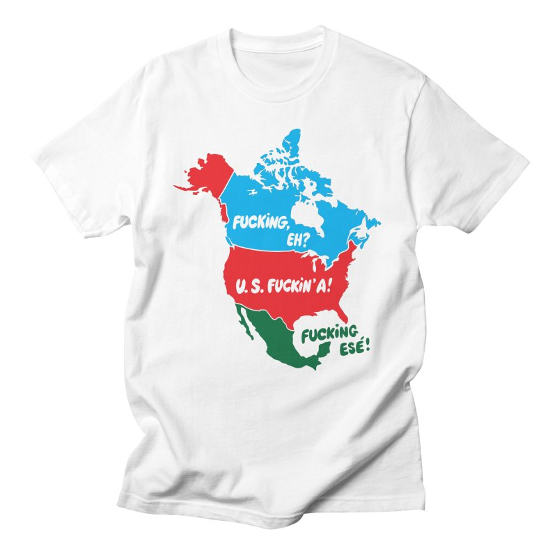 Jingoism Men's T-Shirt by KENYONB Threadless Shop