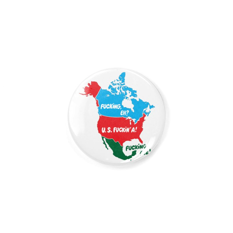 Jingoism Accessories Button by KENYONB Threadless Shop