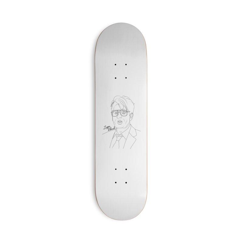 Liger Blood Accessories Deck Only Skateboard by KENYONB Threadless Shop