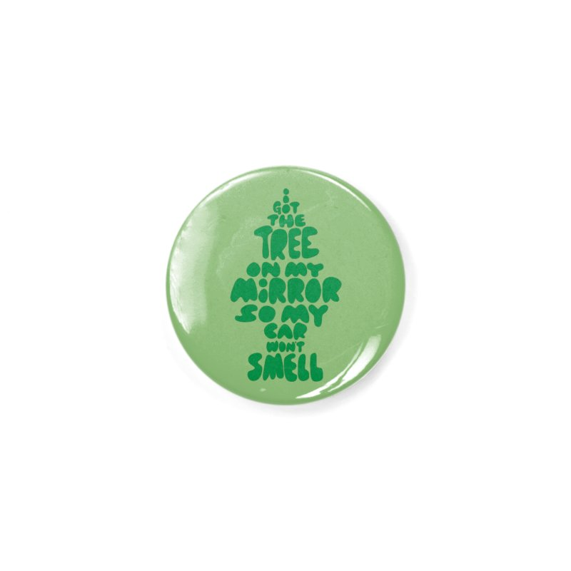 Trees Accessories Button by KENYONB Threadless Shop