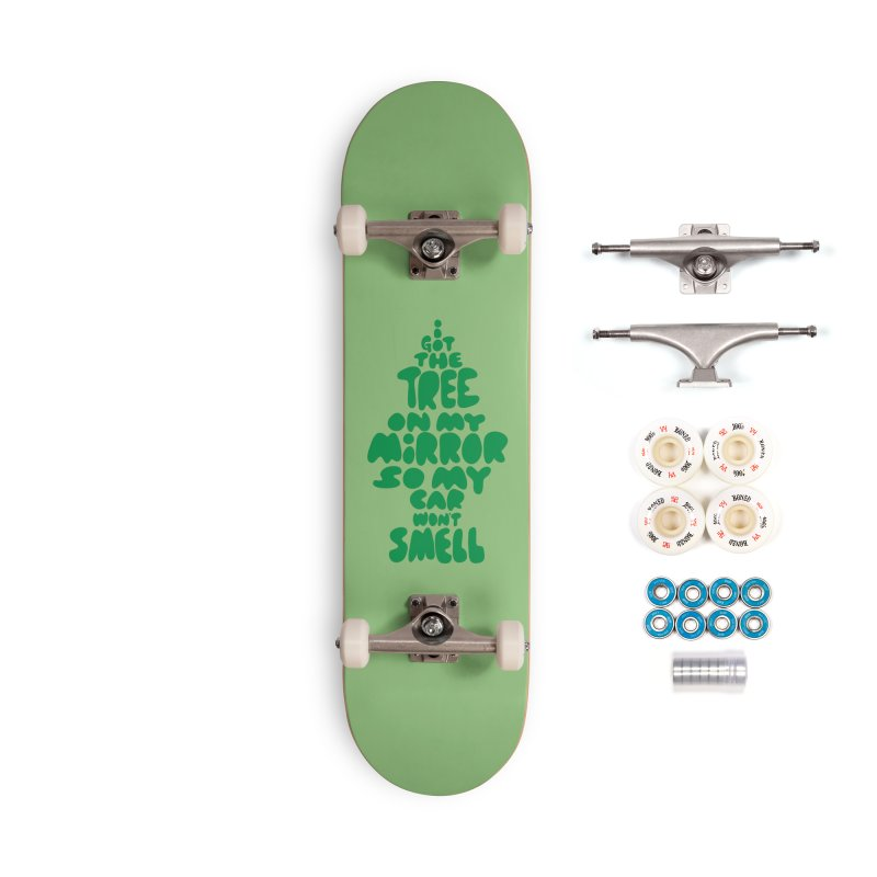 Trees Accessories Complete - Premium Skateboard by KENYONB Threadless Shop