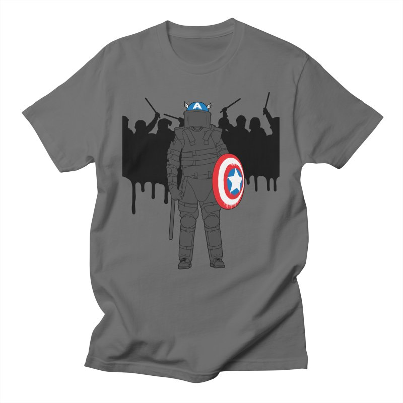 World Police Men's T-Shirt by KENYONB Threadless Shop