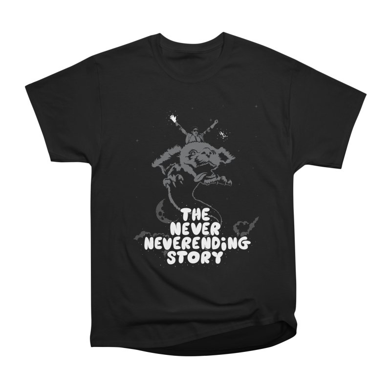 The Never Neverending Story Men's T-Shirt by KENYONB Threadless Shop
