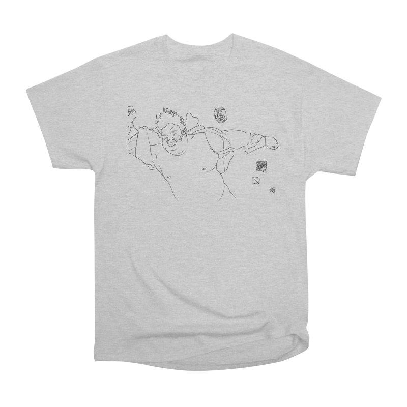 Dead Funny Men's Heavyweight T-Shirt by KENYONB Threadless Shop