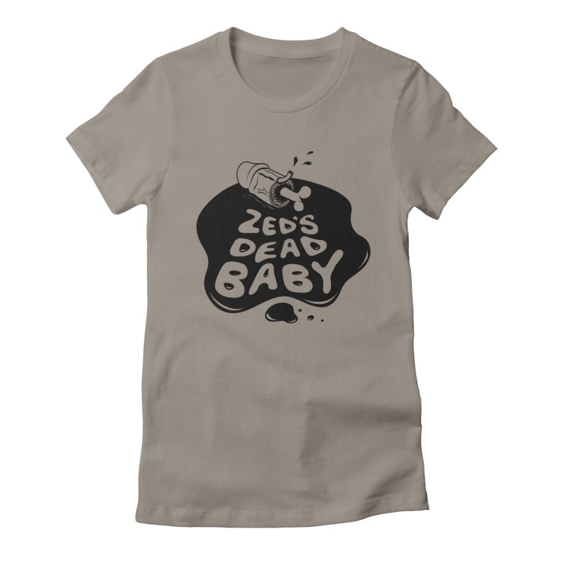 Zed's Dead Women's Fitted T-Shirt by KENYONB Threadless Shop