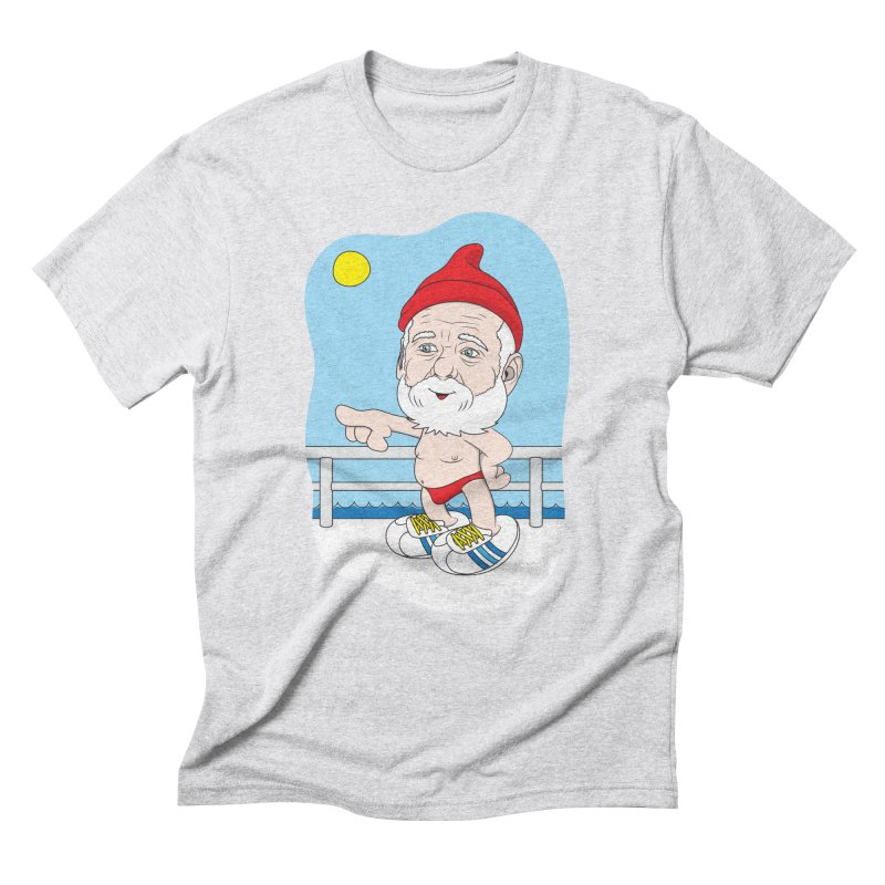 Papa Zissou Men's Triblend T-Shirt by KENYONB Threadless Shop