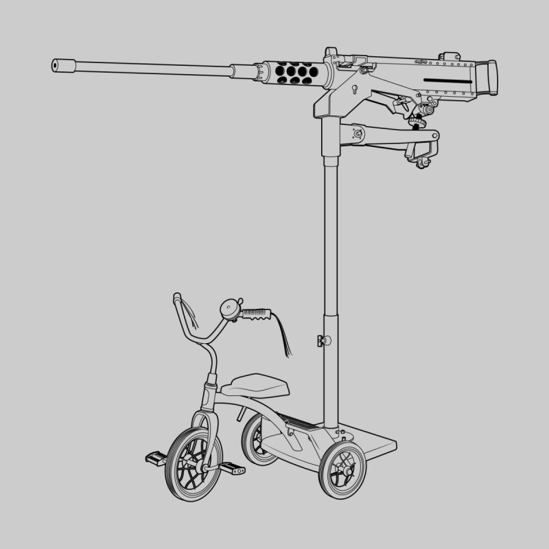 30MM Trike by KENYONB Threadless Shop
