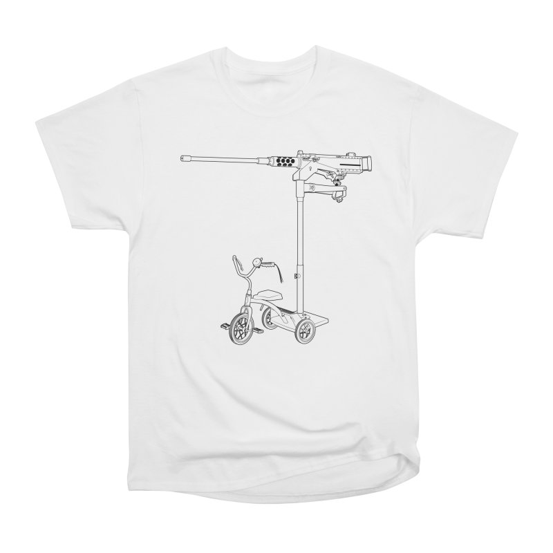 30MM Trike Men's Heavyweight T-Shirt by KENYONB Threadless Shop