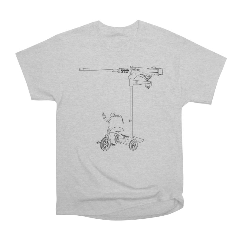 30MM Trike Women's Heavyweight Unisex T-Shirt by KENYONB Threadless Shop