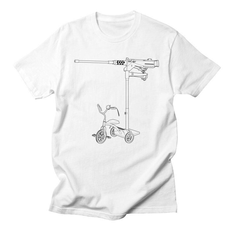 30MM Trike Women's Regular Unisex T-Shirt by KENYONB Threadless Shop