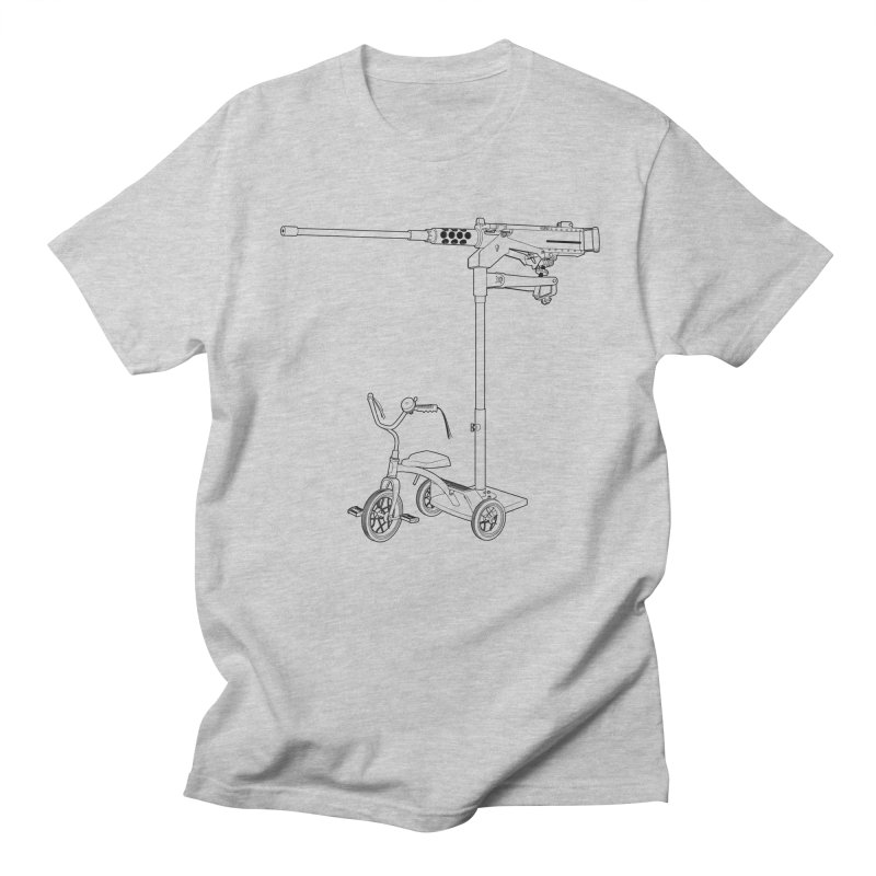 30MM Trike Women's Regular Unisex T-Shirt by KENYONB Threadless Shop