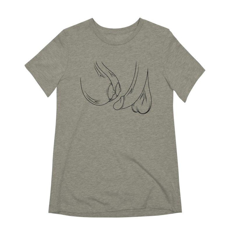 Show Me Yours Women's Extra Soft T-Shirt by KENYONB Threadless Shop